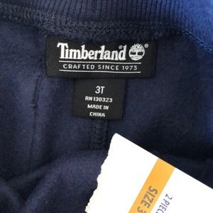 Timberland Matching Sets - Timberland Toddler Hoodie and Pant set
